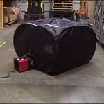 Thermische, mobile Bettwanzenbekämpfung
