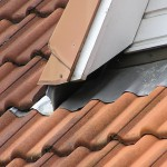 Typischer Einschlupf vom Marder ins Dach
